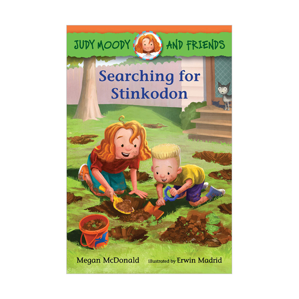 Judy Moody and Friends #11 : Searching for Stinkodon (Paperback)
