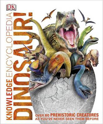 Knowledge Encyclopedia Dinosaur! (Hardcover)