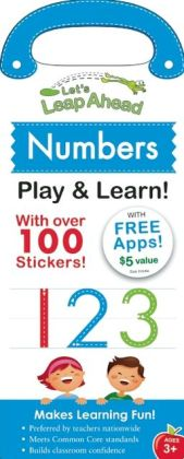 Let's Leap Ahead : Numbers Play & Learn! (Paperback)