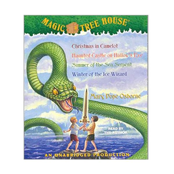 Magic Tree House CD Edition #5 : Books 29-32 (Audio CD)
