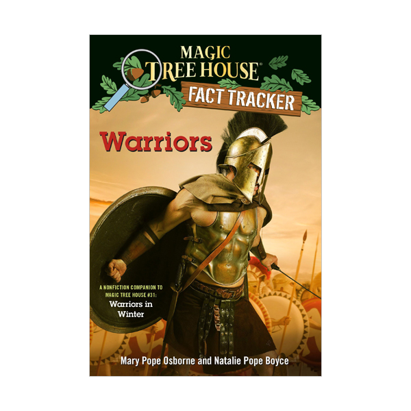Magic Tree House Fact Tracker #40 : Warriors (Paperback)