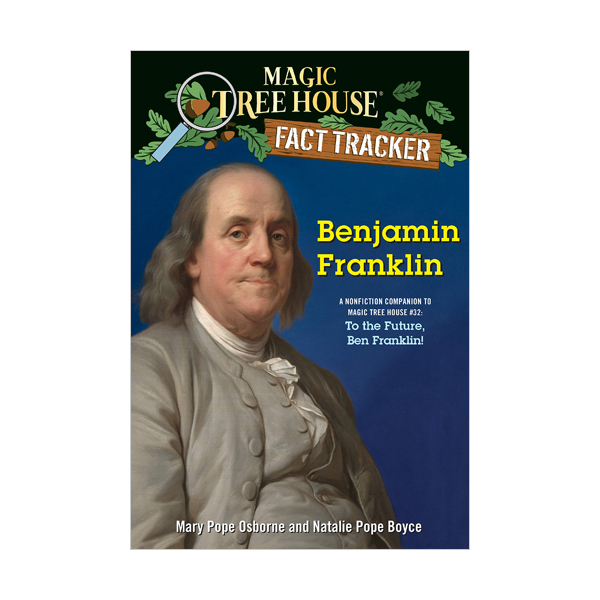 Magic Tree House Fact Tracker #41 : Benjamin Franklin (Paperback)