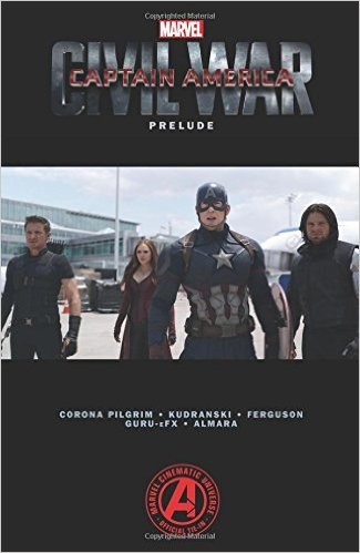 Marvel's Captain America : Civil War Prelude (Paperback)