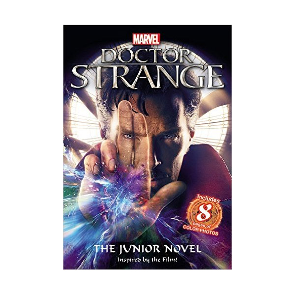 Marvel's Doctor Strange : The Junior Novel (Paperback)