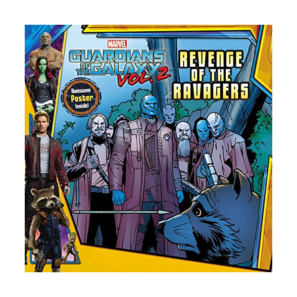 MARVEL's Guardians of the Galaxy Vol. 2 : Revenge of the Ravagers (Paperback)