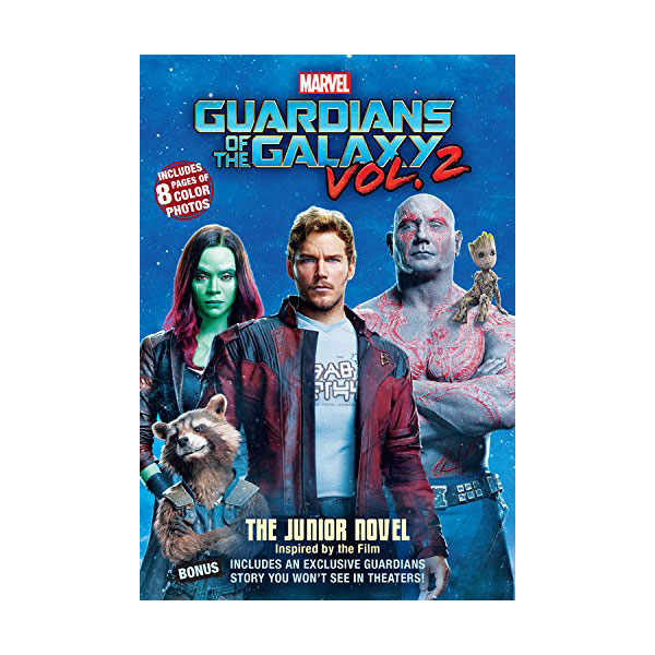 MARVEL's Guardians of the Galaxy Vol. 2 : The Junior Novel (Paperback)