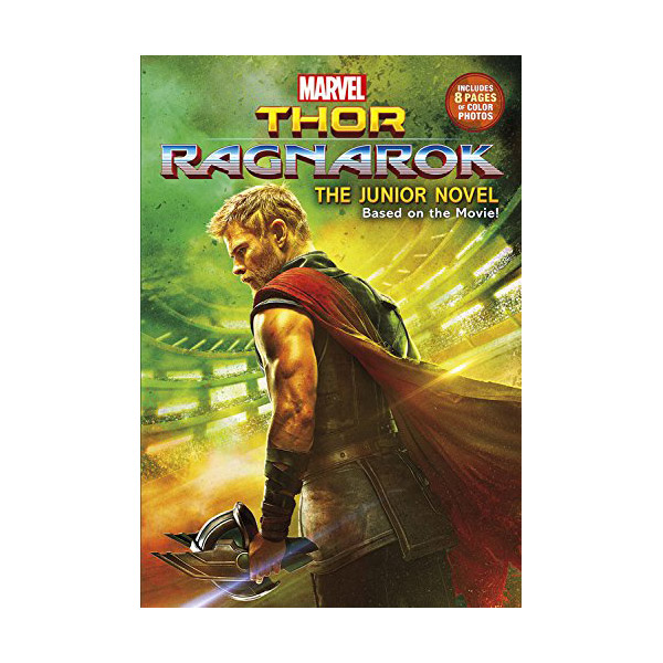 MARVEL's Thor: Ragnarok: The Junior Novel (Paperback)