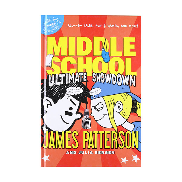 Middle School #5 : Ultimate Showdown (Paperback)