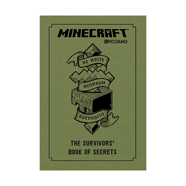 Minecraft : The Survivors' Book of Secrets : An Official Mojang Book (Hardcover)