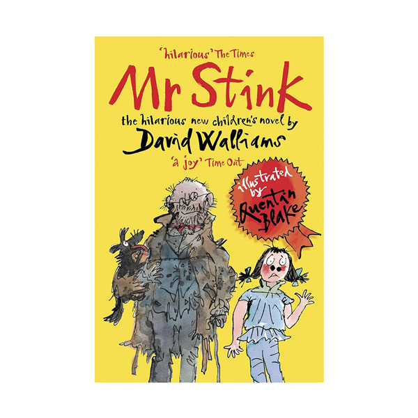 Mr Stink : David Walliams (Paperback,영국판)