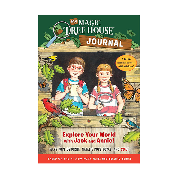 My Magic Tree House Journal (Hardcover)