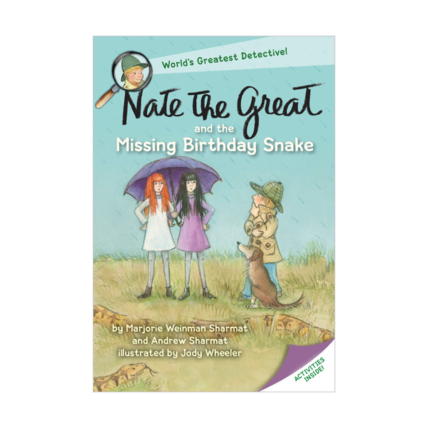 Nate the Great and the Missing Birthday Snake (Paperback)