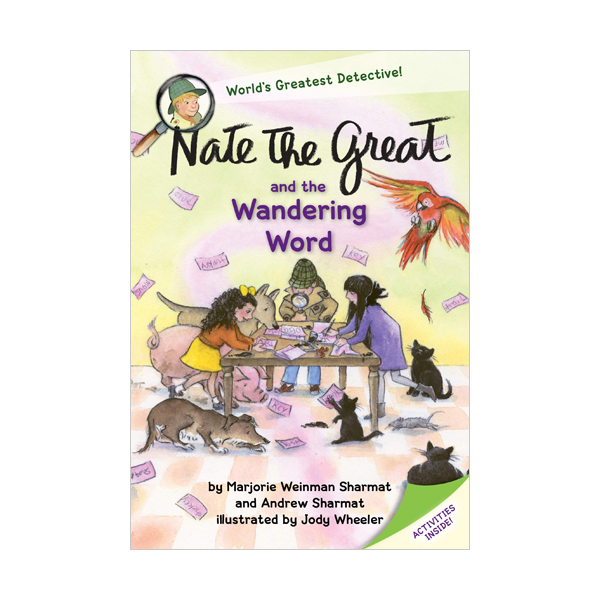 Nate the Great and the Wandering Word (Paperback)