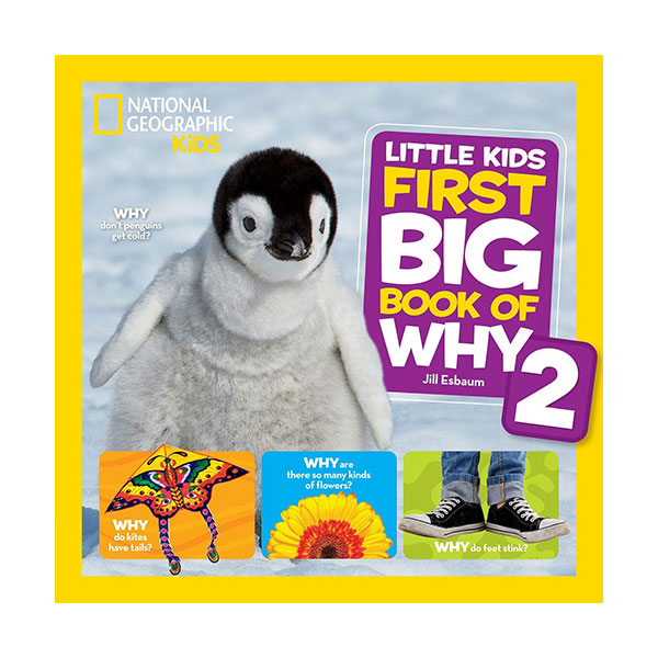 National Geographic Little Kids First Big Book of Why 2 (Hardcover)