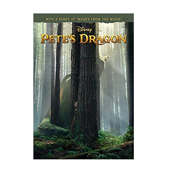 Pete's Dragon : The Junior Novel (Paperback, Movie Tie-In)