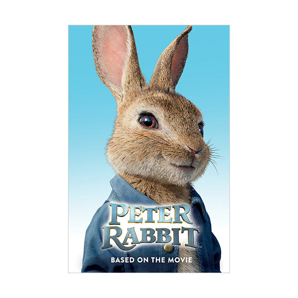 Peter Rabbit, Based on the Movie (Paperback,MTI)