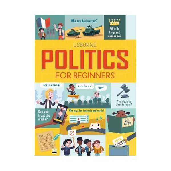 Politics for Beginners (Hardcover, 영국판)