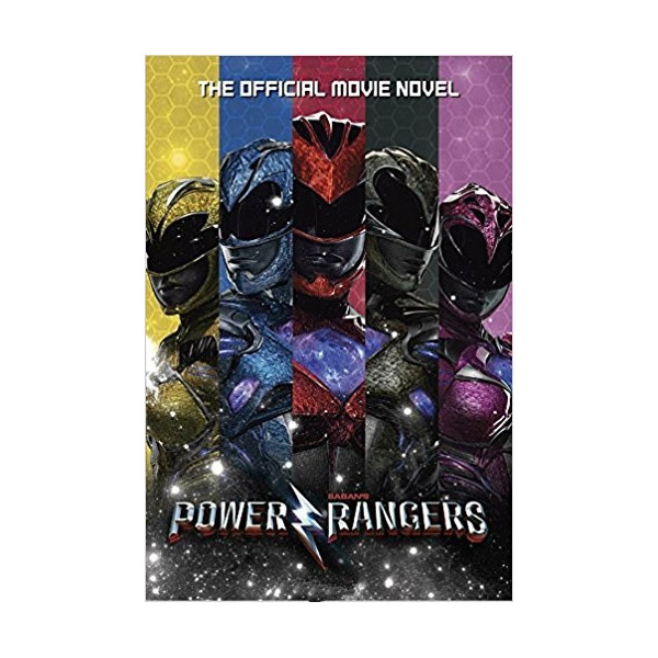 Power Rangers : The Official Movie Novel (Paperback)