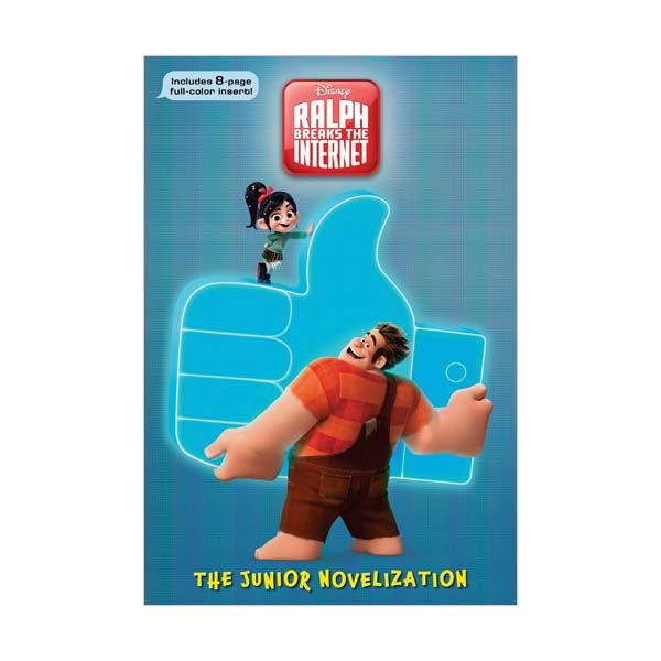 Ralph Breaks the Internet : Junior Novelization (Paperback)