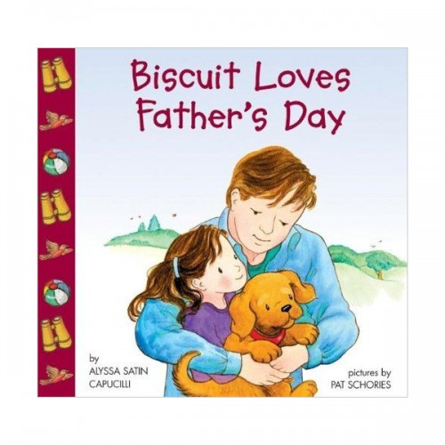 RL 1.1 : Biscuit Loves Fathers Day (Paperback)