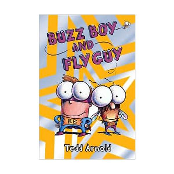 플라이 가이 #09 : Buzz Boy and Fly Guy (Hardcover)
