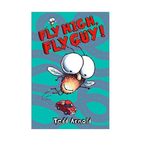 플라이 가이 #05 : Fly High, Fly Guy! (Hardcover)