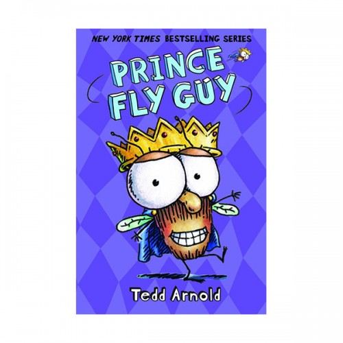 플라이 가이 #15 : Prince Fly Guy (Hardcover)