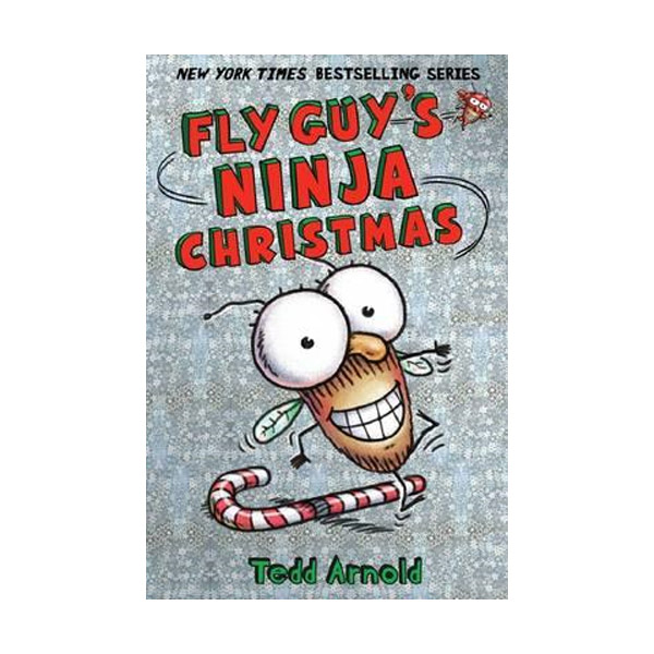 [스콜라스틱] 플라이 가이 #16 : Fly Guy's Ninja Christmas (Hardcover)