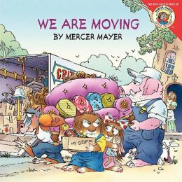RL 1.8 : Little Critter Series : We Are Moving (Paperback)