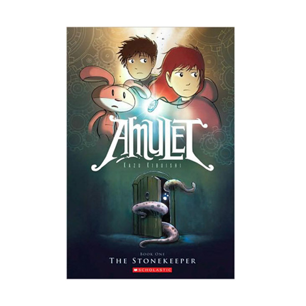 RL 2.0 : Amulet Series #1 : The Stonekeeper : Graphic Novels (Paperback)
