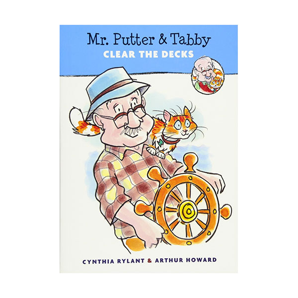 RL 2.0 : Mr. Putter & Tabby Clear the Decks (Paperback)