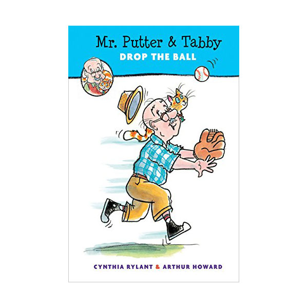 RL 2.1 : Mr. Putter & Tabby Drop the Ball (Paperback)