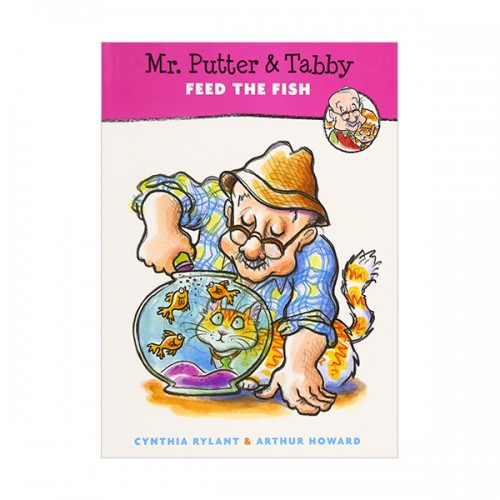 Mr. Putter & Tabby Feed the Fish (Paperback)