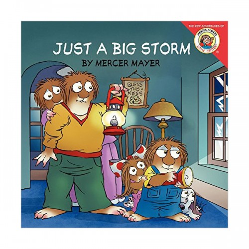 RL 2.3 : Little Critter Series : Just a Big Storm (Paperback)