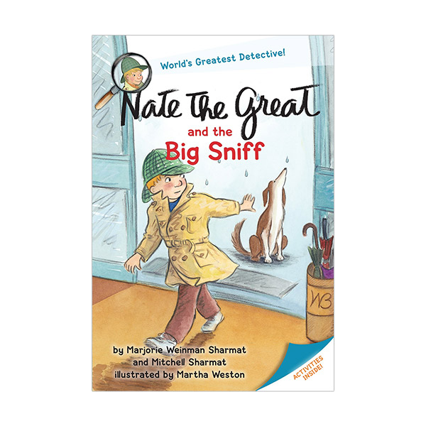 RL 2.4 : Nate the Great and the Big Sniff (Paperback)