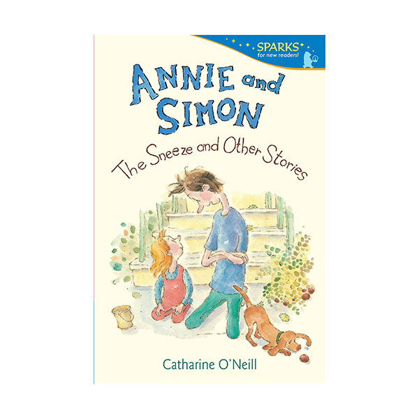 RL 2.5 : Candlewick Sparks : Annie and Simon #2 : The Sneeze and Other Stories (Paperback)