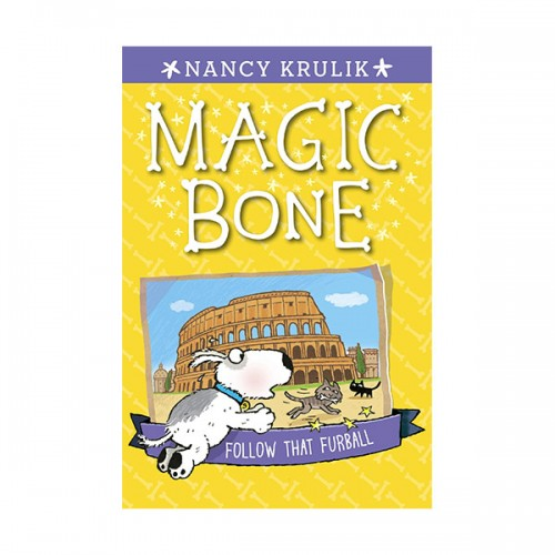 Magic Bone #03 : Follow That Furball (Paperback)