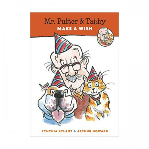RL 2.5 : Mr. Putter & Tabby Make a Wish (Paperback)