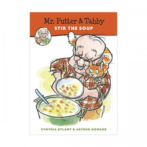 RL 2.5 : Mr. Putter & Tabby Stir the Soup (Paperback)