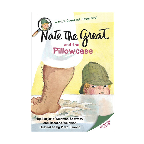 RL 2.5 : Nate the Great and the Pillowcase (Paperback)