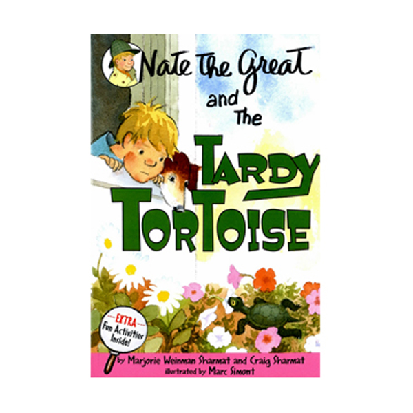 RL 2.5 : Nate the Great and the Tardy Tortoise (Paperback)
