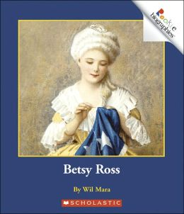 Rookie Biographies : Betsy Ross : 벳시 로스 (Paperback)