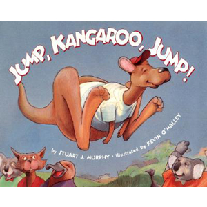 RL 2.6 : Mathstart Level 3 : Jump, Kangaroo, Jump! (Paperback)
