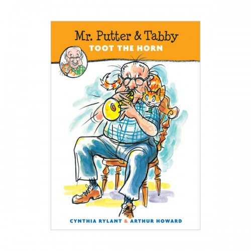 RL 2.6 : Mr. Putter & Tabby Toot the Horn (Paperback)