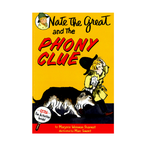 RL 2.6 : Nate the Great and the Phony Clue (Paperback)