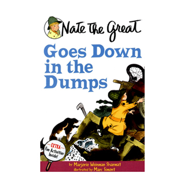 RL 2.6 : Nate the Great Goes Down in the Dumps (Paperback)