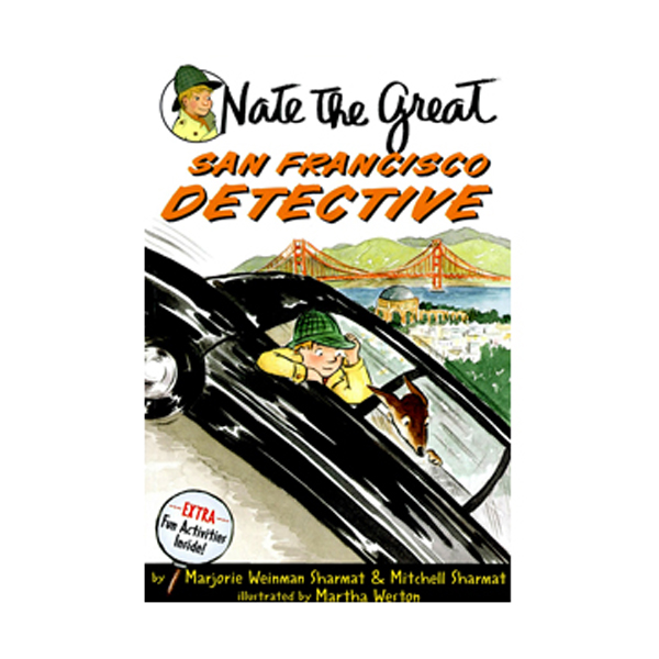 RL 2.6 : Nate the Great, San Francisco Detective (Paperback)