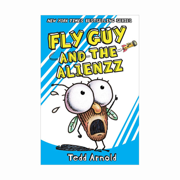 플라이 가이 #18 : Fly Guy and the Alienzz (Hardcover)