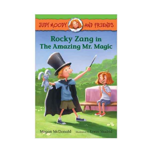 Judy Moody and Friends #02 : Rocky Zang in the Amazing Mr. Magic (Paperback)
