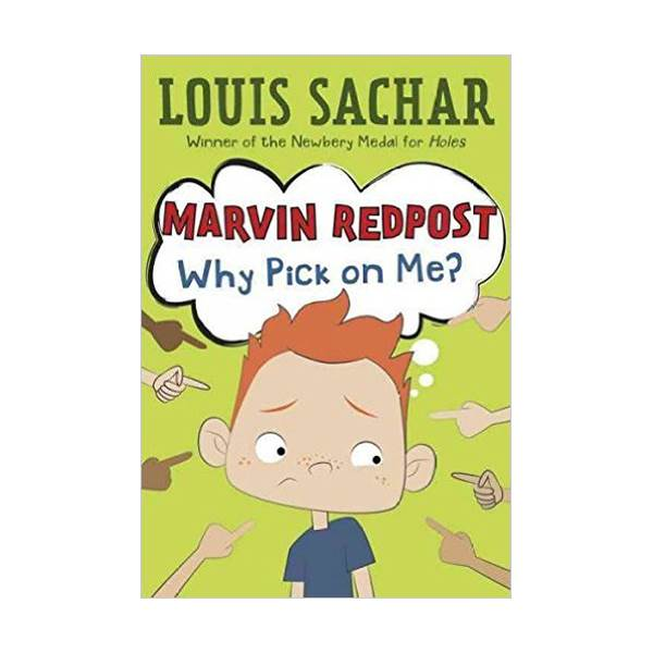 Louis Sachar : Marvin Redpost Series #2: Why Pick On Me? (Paperback)